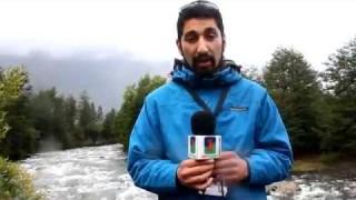 Joven muere tras caer a río Llancahue en Coñaripe