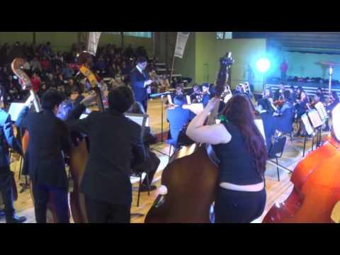 Para disfrutar / Así fue el concierto de la Regional Infantil en Panguipulli