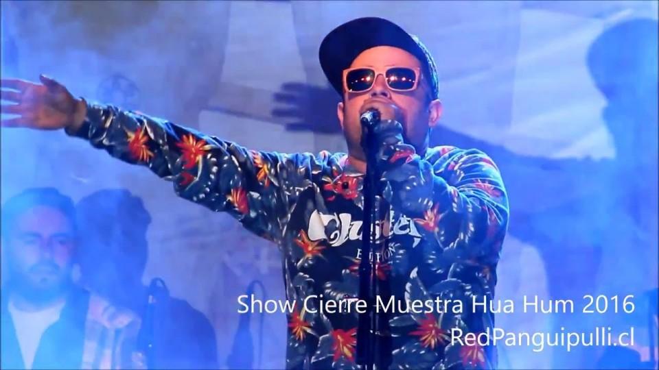 Con lleno total se realizó el Show Cierre Muestra Costumbrista Hua Hum 2016