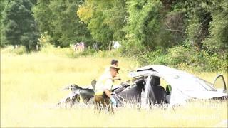 Dos Jóvenes mueren en trágico accidente Carretero en Panguipulli
