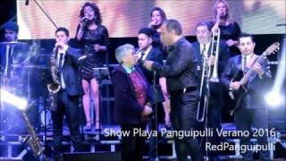 Revive los mejores momentos del show playa Panguipulli Verano 2016