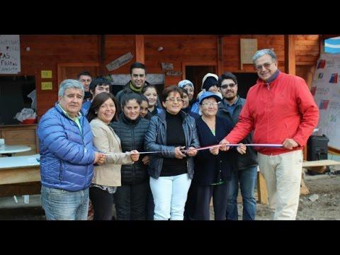 Vecinos buscan el desarrollo turístico tras puesta en marcha de Feria en Pirehueico