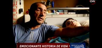 Red-TV: Reportaje- Sepa cómo ayudar a don Oscar Espinoza, contactos y más datos.