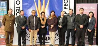 Liceo de Panguipulli cierra exitosa jornada de intercambio cultural y gastronómico