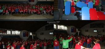 De toda la Región   Al menos 130 adultos mayores participaron del baile entretenido del IND en la ciudad