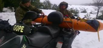 Fotos | Gope rescató al turista australiano fallecido durante excursión al V. Villarrica