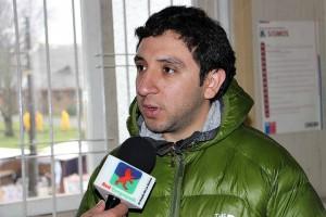 Claudio Gonzáles / Presidente Colprof Panguipulli