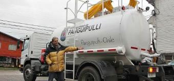 Tras larga espera y polémicas | Municipio recibió Camión Limpia Fosas