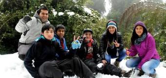 Junaeb y Club Escuela Deportes Náuticos Panguipulli ofrecen un panorama invernal a estudiantes