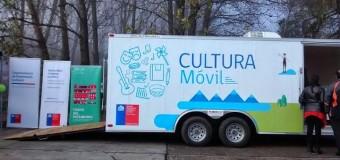 HOY | En Coñaripe finaliza primera itinerancia de Cultura Móvil
