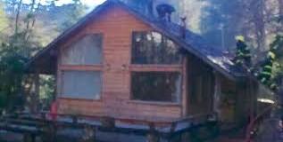 Recalentamiento de caño afectó cabaña en Reserva Huilo Huilo