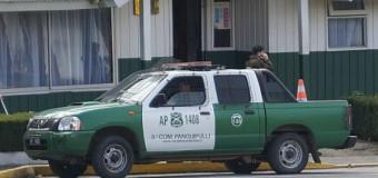 Balance policial tras fin de semana largo en la comuna: Hubo dos conductores detenidos