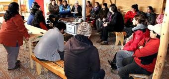 Para potenciar turísticamente Pucura | Emprendedores se reunieron con DR Sernatur