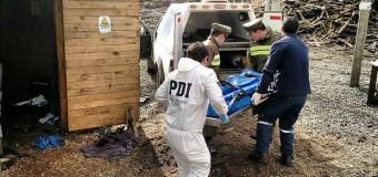 Hombre perdió la vida en fatal accidente al interior de un aserradero en Mariquina
