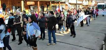 Docentes en Paro: Reprograman marcha con antorchas a causa de la lluvia