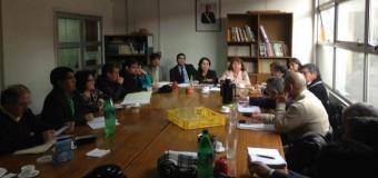 Seremi de Educación se reunió con Jefes Daem de la región para coordinar cumplimiento de año escolar