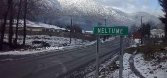 Onemi pone servicios en alerta por temperaturas bajo cero y probables nevazones