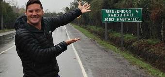 """Canal 13 transmitirá dos capítulos de Panguipulli y la zona en """"Lugares de que Hablan"""""""