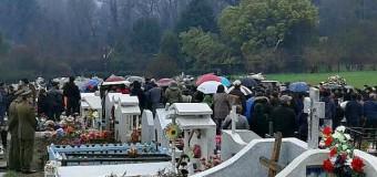Emotivo adiós a querida vecina tras muerte en trágico accidente en camión