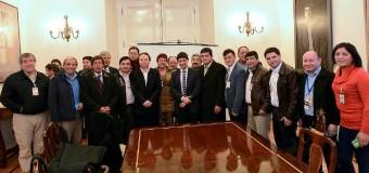 Concejales en Santiago habrían olvidado diferencias para solicitar al gobierno apoyo a la comuna