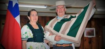 CUECA | Herminia Kunz y Jesús Provoste nos representarán el campeonato Adulto Mayor 2015