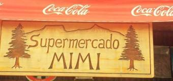"Sujetos ingresaron a bodega de supermercado ""Mimi"" en Neltume"