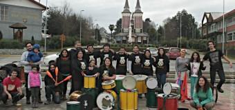 """""""BatuPangui"""" se prepara para participar de los """"Mil Tambores"""" en Valparaíso"""