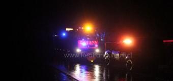 Buscan el cuerpo de un hombre que cayó en sector pasarela de Río Llancahue