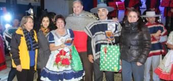 Valdivia se quedó con el campeonato regional de cueca Adulto Mayor 2015