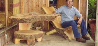 Conoce el trabajo y la historia del artesano Panguipullense Luis Quezada