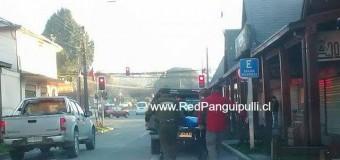 SIP de Carabineros indaga la muerte de un hombre en pleno centro de la ciudad