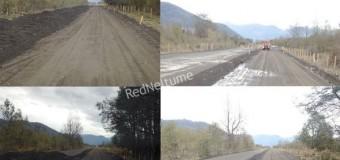 Ruta Punahue-Puerto Fuy | No pago de expropiaciones estaría retrasando avance de obras
