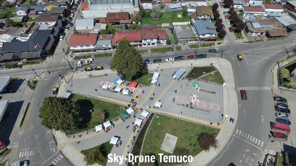 La feria / skydrone.temuco@gmail.com