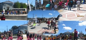 Liceo People Help People de Pullinque conmemora nuevo aniversario