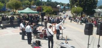 """""""Cantando a Cristo"""": Comunidades locales conmemoraron el Día Nacional de la Iglesia Evangélica"""