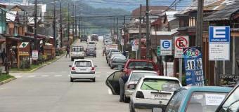 En noviembre comienza el cobro de estacionamientos en Panguipulli
