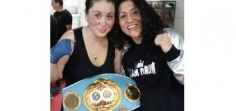 Púgil Panguipullense sigue los pasos de Crespita Rodríguez