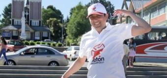RN | Richard Astroza y otros confirman candidaturas a concejal