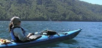 Lago Pirehueico será escenario de competencia de Kayak por la Teletón
