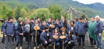 """LAN da inicio a """"Cuido Mi Destino Neltume"""" construyendo el """"Pueblo de Artesanos"""""""