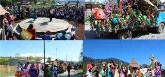 Comunidad de Neltume celebró este fin de semana el Festival del Bosque