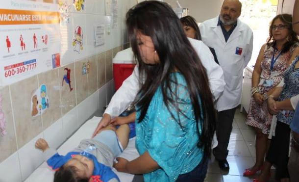 Vía Servicio de Salud Valdivia