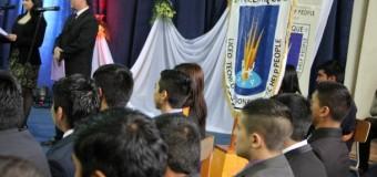 Profesores de especialidad licenciaron a 124 alumnos en Liceo PHP Pullinque