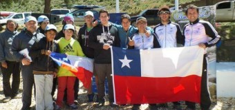 Club Puelche destacó en Campeonato Binacional de Kayak Slalom en Argentina