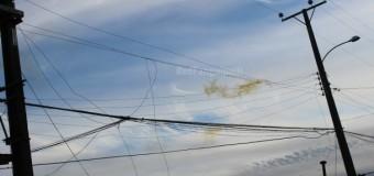 Constantes fallas eléctricas tienen molestos a vecinos de Lolquellén
