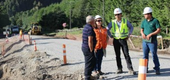 MOP asegura que trabajos de asfaltado en ruta Hua Hum están por iniciar