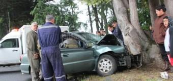 Conductor protagoniza violento accidente de tránsito en sector costanera de la ciudad