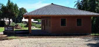 Vecinos inauguraron nuevo Velatorio en Huellahue