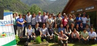 En Pellaifa lanzaron Temporada de Turismo Rural