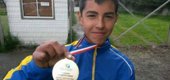 Carlos Duarte, logro deportivo del Remo local 2015